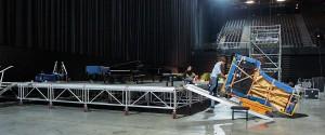 Montpellier installation