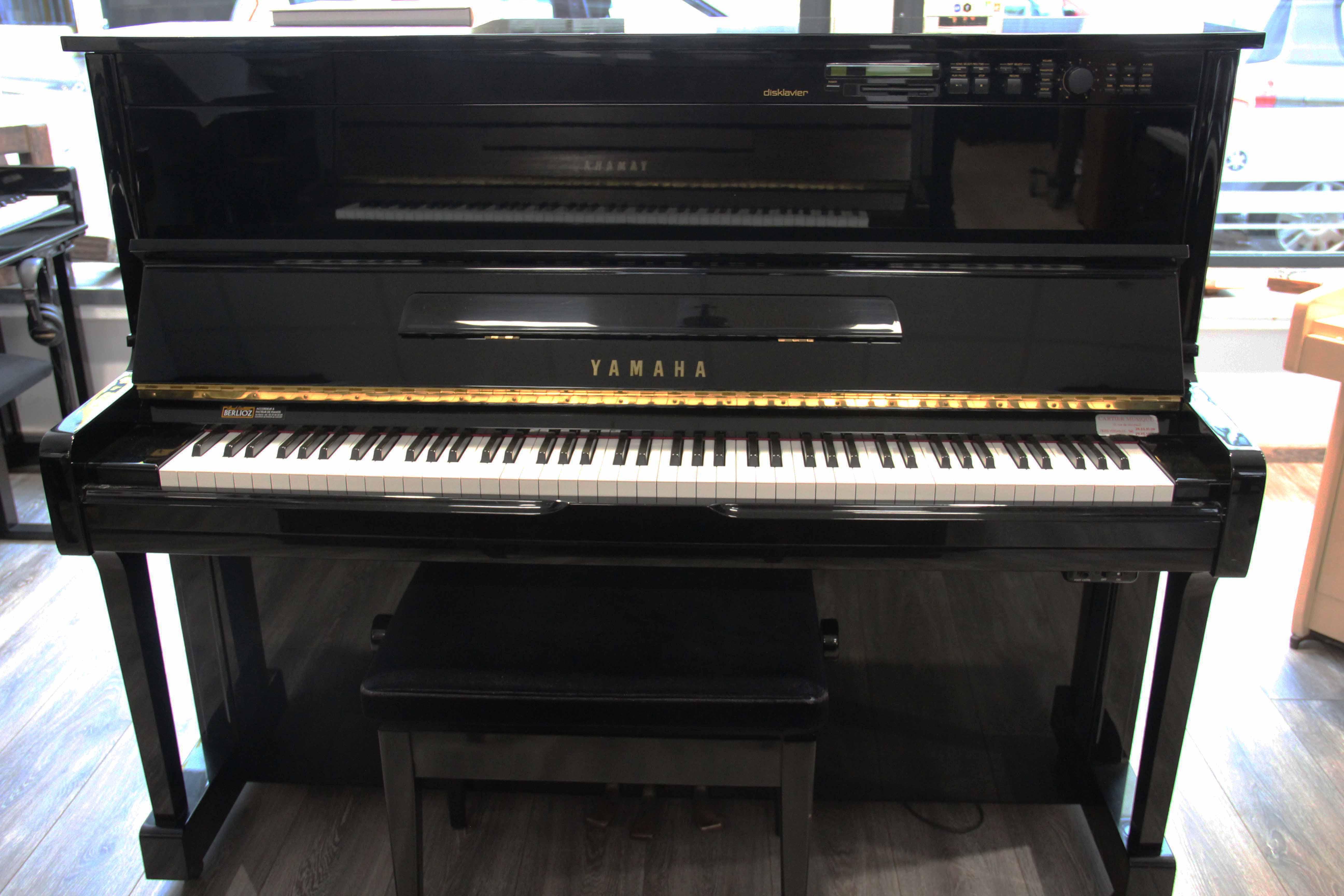 Yamaha u1 disklavier mx100 ii paul etienne berlioz for Yamaha u1 disklavier upright piano