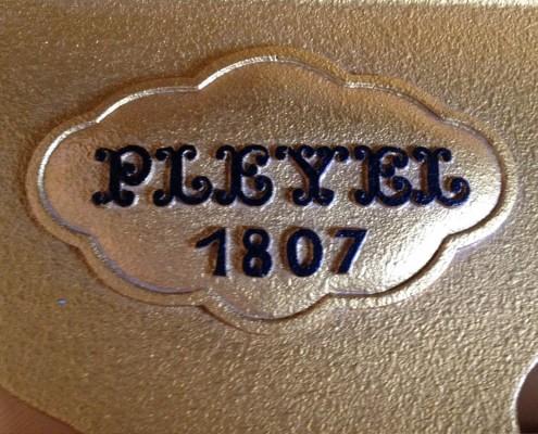 Pleyel 1/4 queue 178